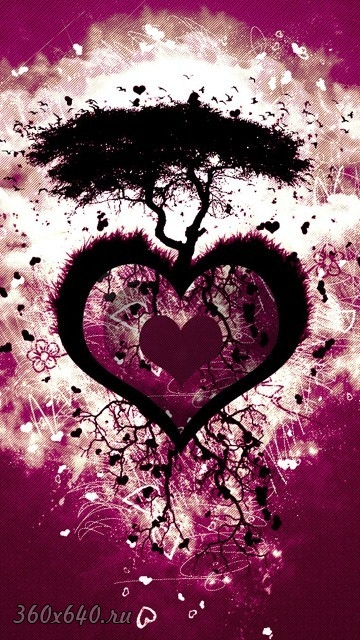 Любовь - Для мобильного телефона скачать бесплатно - Скачать бесплатные картинки на телефон, обои, заставки